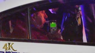 Mississauga: Drunk man fails breathalyzer after crash 1-29-2017