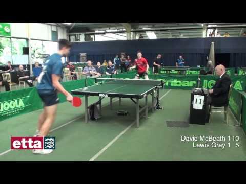 Bribar London GP 13-14 Men's Singles Final
