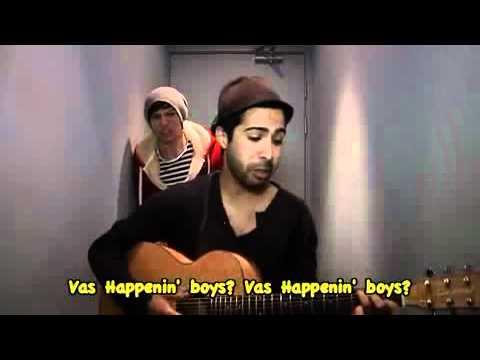 One Direction Vas happenin boys