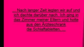 Eine schmerzhafte Geschichte/A painful history ( Cascada - Every Time We Touch [Slow] )