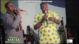 Sanyeri's 40th Birthday Party (Part 2) Starring Odunlade Adekola | Saidi Osupa