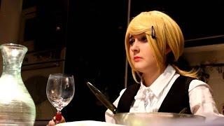 Vocalaction Childish War Kagamine Rin Len Vocaloid Live Action