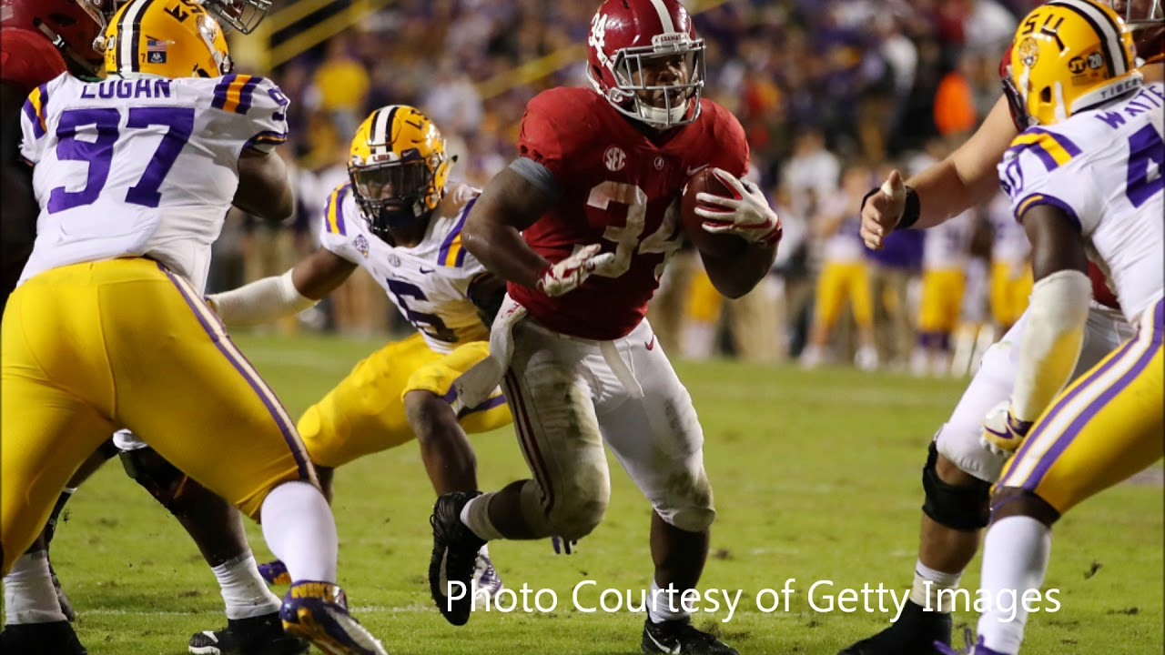 CBS Sports' Barrett Sallee Recaps Alabama LSU and Who Can ...