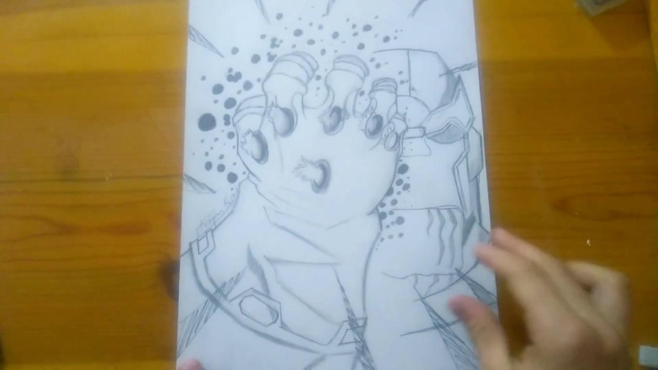 Infinity War Ozel Harika Bir Thanos Cizimi Youtube
