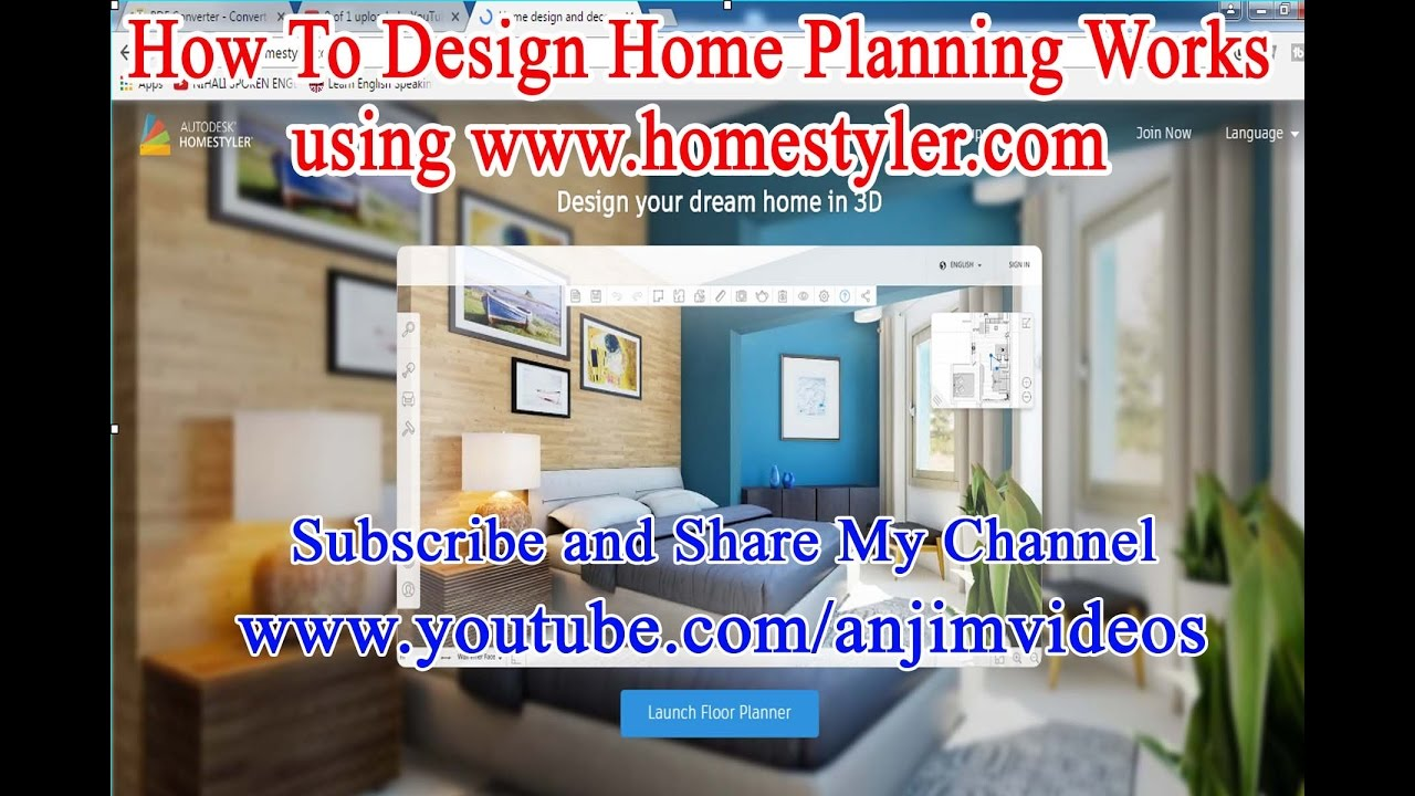 How to use in telugu how design home for Homestyles com