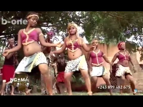 Musique Traditionnelle, Kas Kasongo de Bandundu