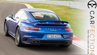 2017 porsche 911 turbo s the new benchmark for speed carfection