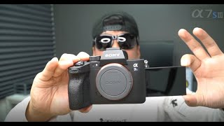 Sony A7s III Unboxing!  +영상용 최…