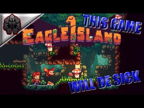 Game Hype:  Eagle Island |