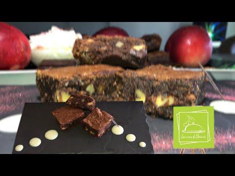 chef-cyril-lignac-le-meilleur-brownies-chocolat-&-noix