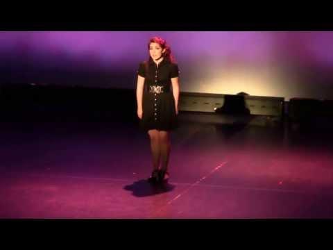 16 year old Katherine Steele | PHANTOM OF THE OPERA | Jerry Herman Awards