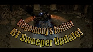 Path of Exile Act 4: Hegemony's RT Leap Sweeper (The Janitor) Updated @ L90!