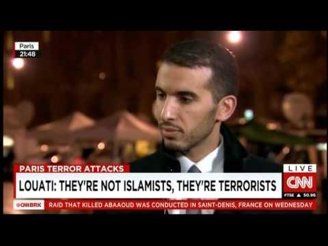 Yasser Louati with Hala Gorani on Islamophobia in France post Paris attacks