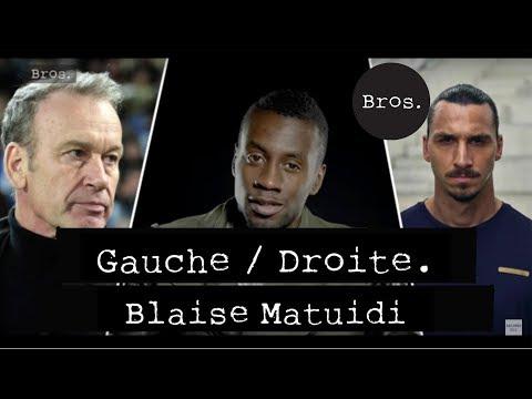 Gauche Droite : Blaise Matuidi