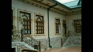 Uzbekcha uylar . Узбекский дома