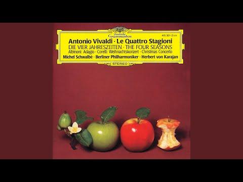 """Vivaldi: Concerto For Violin And Strings In F Minor, Op.8, No.4, R.297 """"L'inverno"""" - 1. Allegro..."""