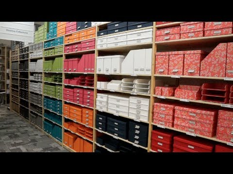 The Container Store Sneak Peek Blogger Tour   Reston, Virginia (Part 1 Of  3)   YouTube