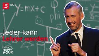 Sebastian Pufpaff – Probleme im deutschen Schulsystem
