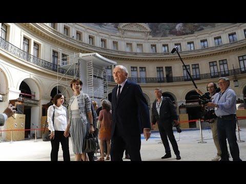 Fondation Pinault : Tadao Ando dévoile son projet pour la Bourse de Commerce