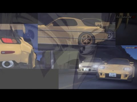Initial D Rage Your Dream