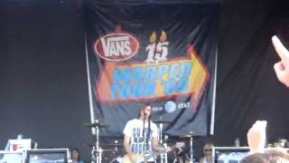 All time low-weightless live in san diego