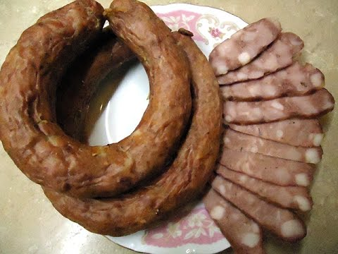 краковская колбаса видео