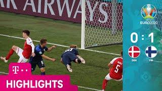 Dänemark - Finnland, Highlights   UEFA EURO 2020, Gruppenphase