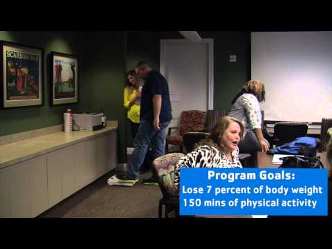 YMCA's Diabetes Prevention Program