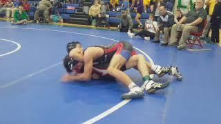 Chris Valladares 145 Sparta Highland Jeremy Ammons Kilted Klassic vs. Marysville 12/8/18