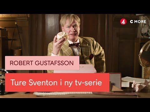 Se Robert Gustafsson Som Ture Sventon - Premiär 2019 - Ny Serie