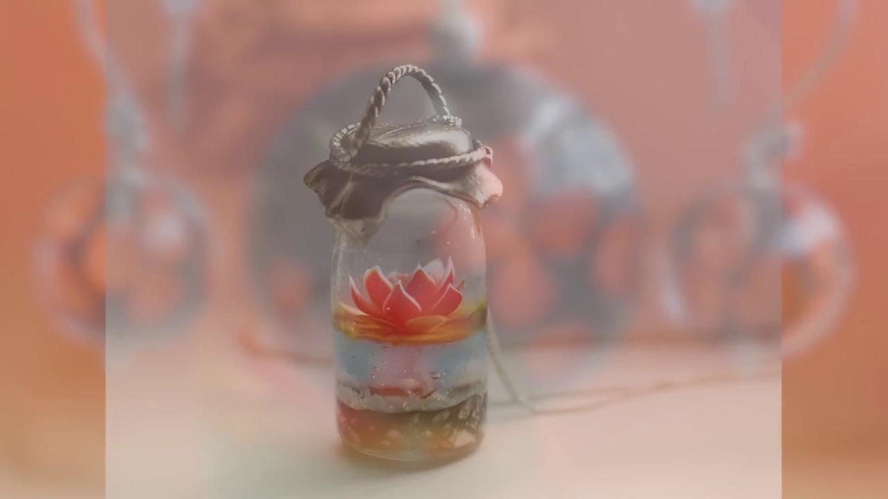 Businist изделия из стекла - Цветы