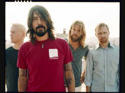 Foo Fighters - All My Life(with lyrics)