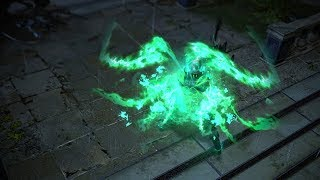 Path of Exile: Ghostflame Wings