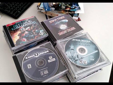 LucasArts Games Lot - Games, manuals, case covers, etc |