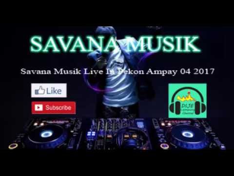 Savana musik live in pekon ampay bandar lampung terbaru 2017 bersama arr dinda shofat
