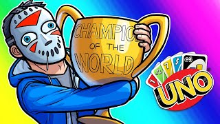 Uno Funny Moments - Delirious, Uno Champion of the World??