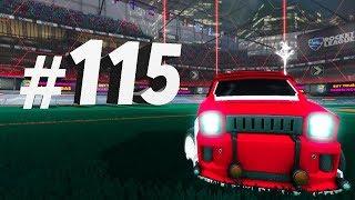 #115 Rocket League | НУ КАК-БЫ ВООБЩЕ-ТО ОНО ДА