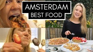 Pancakes, steak, poffertjes, ice cream and so much more! this video shows the 5 best restaurants in amsterdam. subscribe share! there are 2 totally healt...