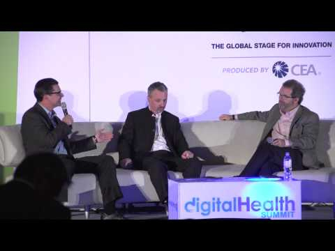 Day 2 Should Retail & Medical Get Hitched?- Digital Health Summit @ CES 2015