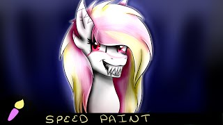 [SpeedPaint] Shark Tooth - MLP