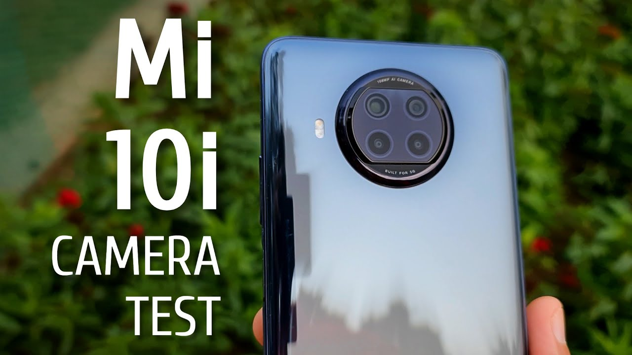 Mi 10i CAMERA TEST by a Photographer (in Hindi)