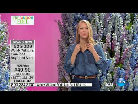 HSN | Wendy Williams Fashions 03.18.2017 - 07 AM