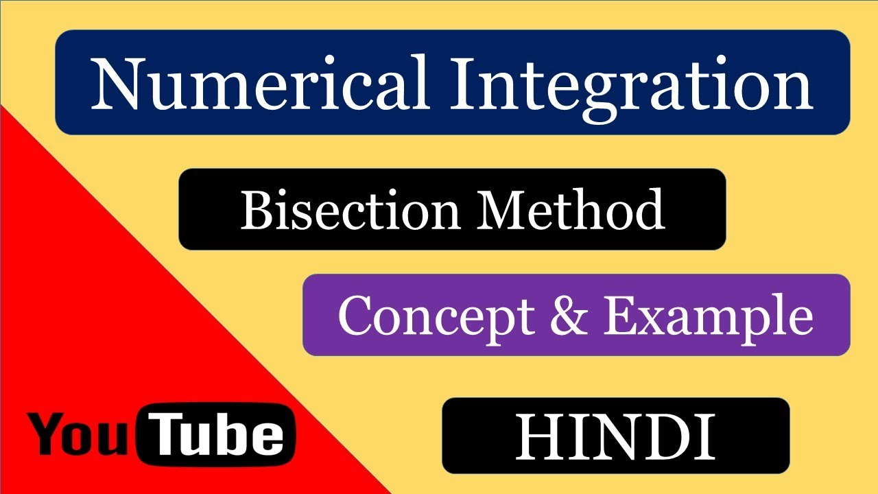 Bisection Method in Hindi l GATE 2019 l Find the Roots of Equation in Few  Minutes