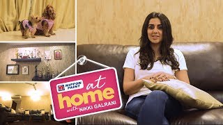At home with Actress Nikki Galrani | I love to dress up my dogs | JFW Exclusive