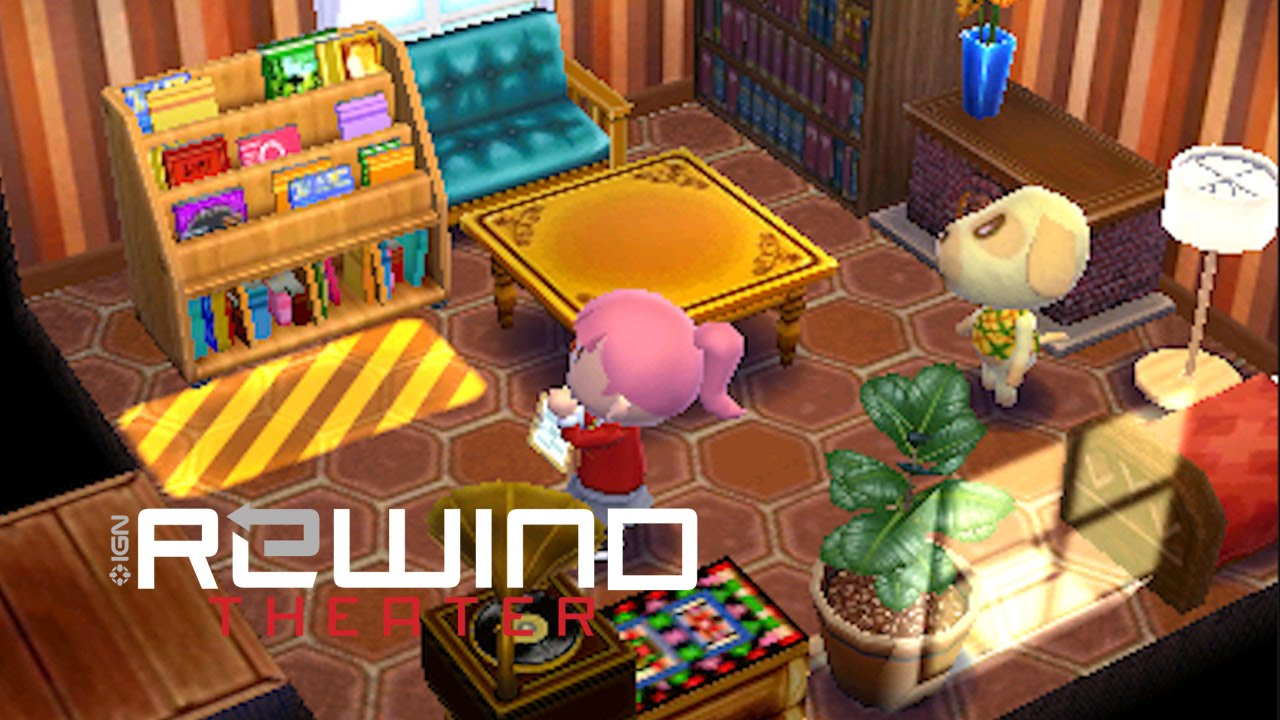 animal crossing happy home designer rewind theater youtube - Home Designer Games