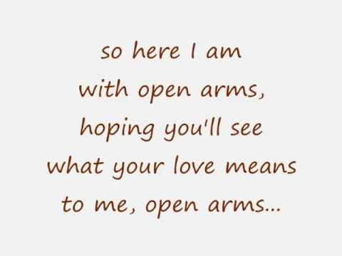 Mariah Carey - Open Arms
