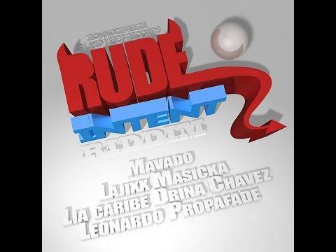 RUDE INTENT RIDDIM MIX FT. MASICKA, MAVADO & MORE {DJ SUPARIFIC}
