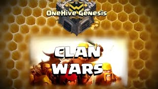 Clan War #97 OneHive Genesis vs WHF2