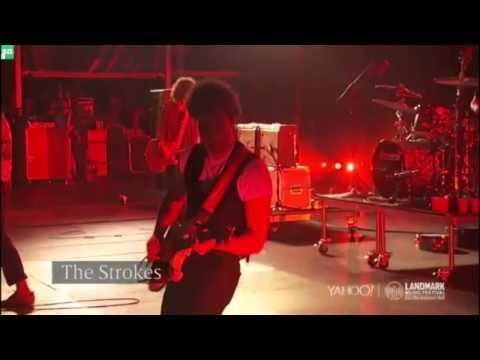 The Strokes  at Landmark Music Festival 2015  Yahoo! HD