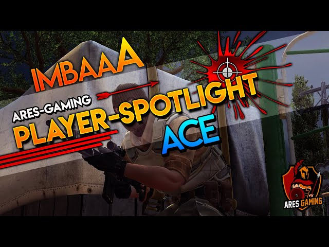 Player-Spotlight: imbaaA SG-553 ACE on NEW DE_CACHE  [CS:GO] by ares-gaming